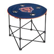 NFL Chicago Bears Folding Table