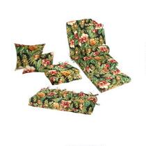 Tropical All-Weather Seat Cushions Collection