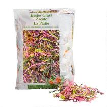 5-oz. Bags of Colored Easter Grass, Set of 4