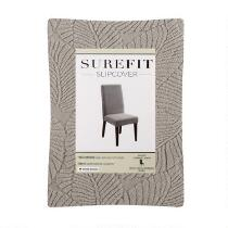 SUREFIT Simple Stretch Leaves Dining Chair Slipcover