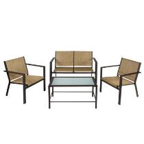 Lodi Outdoor Furniture Set, 4-Piece