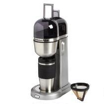 KitchenAid® Personal Coffee Maker and 18-oz. Thermal Mug Set