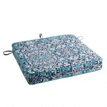 Coastal Living Seascapes™ Medallion Indoor/Outdoor Seat Pad