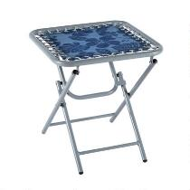 "17.5"" Folding Bungee Side Table"