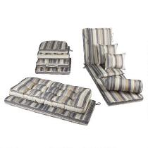 Traditions by Waverly® Striped Indoor/Outdoor Cushions