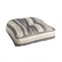 Traditions by Waverly® Striped Indoor/Outdoor Single-U Seat Pad
