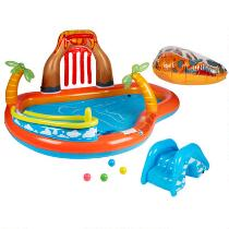 Lava Lagoon Inflatable Play Center