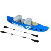 2-Person Inflatable Kayak Float