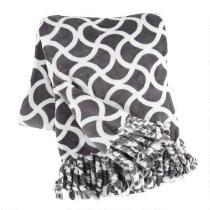 Evolution™ Geo Tassel Throw Blanket