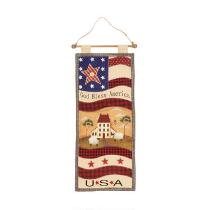 """God Bless America"" Welcome Banner"