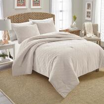 Coastal Sand Dune Comforter Set, 3-Piece