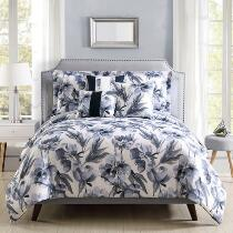 Renata Floral Comforter Set, 10-Piece