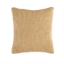 Arbor Gate™ Solid Raffia Indoor/Outdoor Floor Cushion