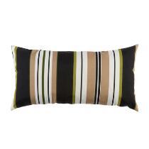 Arbor Gate™ Striped Indoor/Outdoor Headrest Pillow
