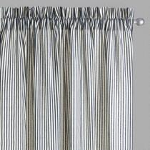 Traditions by Waverly® Pinstripe Window Curtains, Set of 2