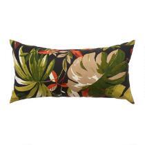 Palm Leaves Indoor/Outdoor Headrest Pillow