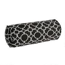 Trellis Indoor/Outdoor Lumbar Roll Pillow