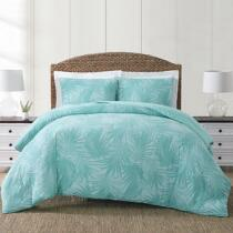 Coastal Living Seascapes™ Palm Leaves Comforter Set