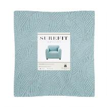 SUREFIT Stretch Leaves Chair Slipcover