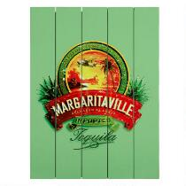"""Margaritaville® 18""""x24"""" """"Tequila"""" All-Weather Wall Sign"""